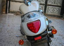 New Suzuki motorbike available in Benghazi