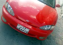 Available for sale! 0 km mileage Hyundai Coupe 1997