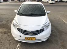 Nissan Versa Note 2015 in excellent condition for sale.