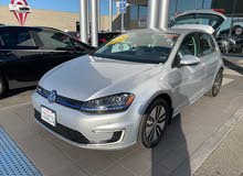 Volkswagen E-Golf made in 2016 for sale