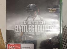 قرص ببجي PUBG للبيع Xbox one