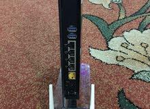 راوتر NETGEAR - WND4500 + مقوي EX 2700
