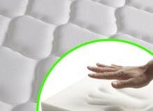 """أفضل التصميمات الصحيه العالميه للفرشات الطبيه لنوم مريح جدا"""" من البوندد فوم والدانلوب والميموري فوم"""