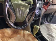 للبيع سياره سوناتا 2013 سياره خليجي بحاله الوكاله سياره كرررت ولاتشتكي من شيء