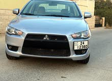 Silver Mitsubishi Lancer 2016 for sale