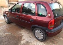 Opel Corsa 1998 For sale - Maroon color