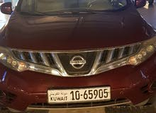 NISSAN MURANO SL AWD XTRONIC 2011 in Good Condition for Sale