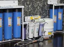 جهاز فلترة المياه 6 مراحل على أقساط