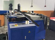 Cnc alaminum bending machine