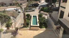 Al Rabiah neighborhood Amman city - 125 sqm apartment for rent