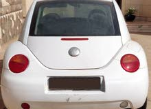 For sale 2000 White Beetle