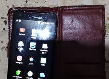 تلفون HTCنوع verizon أمريكي نظيف مع كرتونته