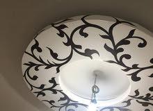 أبو ايه لجميع انواع الصبغ ورق الجدران ت60664288 السعر مناسب وارضيات البركيه