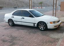 Used condition Honda Accord 1996 with +200,000 km mileage