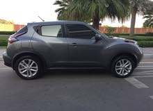 Nissan Juke made in 2017 for sale
