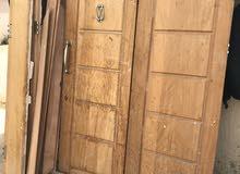 باب رئيسي لوح موجن درجة اولى  حجم 1.40*2.30