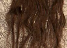 خصلة شعر مميزه
