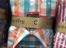 قمصان تركي رجالي جميع المقاسات ملحوظهً.:؛؛؛؛ الكمية محدوده