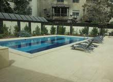 شقة سوبر ديلوكس مساحة 130 م² - في منطقة دير غبار للايجار مفروشة ط ثالث