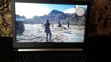 لابتوب سريع جدا ويشغل جميع الالعاب very fast laptop can run all games