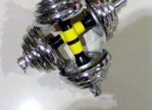 20 kg dumbbell set adjustable