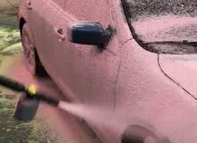منتج تنظيف و تلميع السيارات