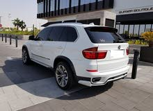 +200,000 km BMW X5 2012 for sale