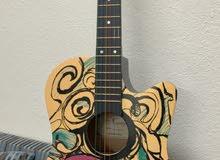 Acoustic guitar جيتار اكويستك