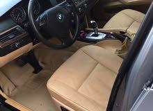 BMW 550i  2010 كوبرا