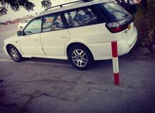 White Subaru Legacy 2002 for sale