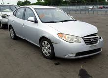 Gasoline Fuel/Power   Hyundai Elantra 2008