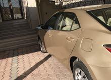 km Toyota Corolla 2017 for sale