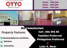 Studios for rent in Matar Khadeem Lulu Families Preferred NO COMMISSION