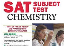 Chemistry teacher SAT2 curriculum