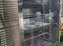 شواية دجاج او مكينة الفروج للبيع