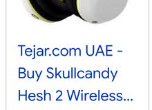 Skull Candy Hesh 2 Headphones For Sale With Original Skull Candy Aux Cable
