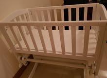 سريراطفال ماركه جيجلز baby cradle giggle brand