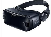 نضارات الواقع الافتراضي مع يد تحكم لاسلكية
