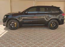 Jeep trackhawk supercharge 2018
