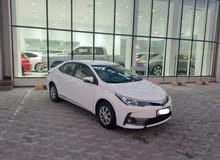 Toyota Corolla XLI 2019 (White)