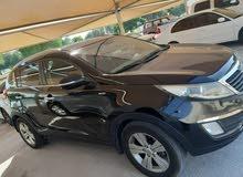 سيارة كيا اسبورتاج 2013 للبيع