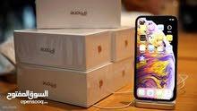 (iPhone x max 256g )_جديد بسعر مغري _ توصيل محافظات _ سمارت باي