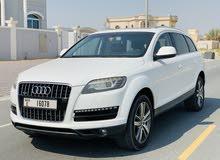 Audi Q7 2014 GCC URGENT SALE