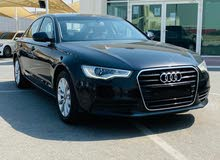 Audi A6 Gcc 2015 full option free accident perfect condition