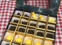 حلويات معمول كوكيز سينابون