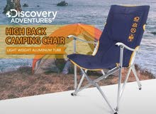 Discovery Adventure High Back Camping Chair