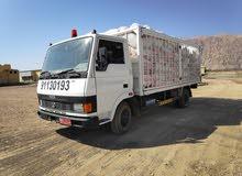 شاحنه 4 طن خدمات نقل عام و نقل عفش بهلا نزوى مسقط