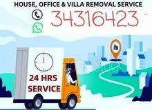 House movers and Packers