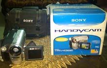 كاميرا فيديو سوني شبه جديده