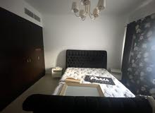 bed 180*200 with mattress and 2 night stand only used for 6 month